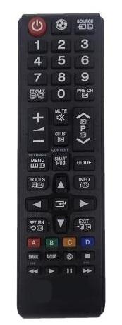 Samsung AA59-00603A náhradní dálkový ovladač podobného vzhledu.