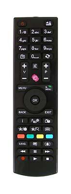 Funai 32FDI5514/10, 40FDI7514/10, 40FDI7714/10 originální dálkový ovladač pro modely Smart byl nahrazen RC4849