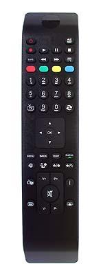 Funai 32FDI5514 / 10, 40FDI7514 / 10, 40FDI7714 / 10 was replaced by RC4849 original remote control