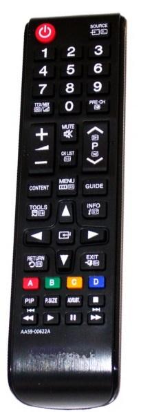 Samsung AA59-00622A náhradní dálkový ovladač stejného vzhledu vzhledu.
