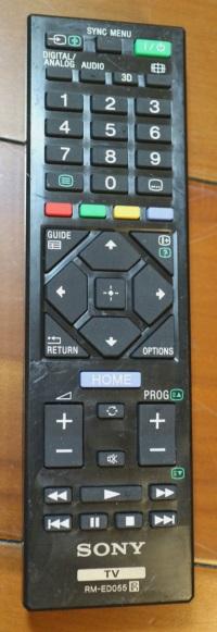 Sony RM-ED055 originální dálkový ovladač