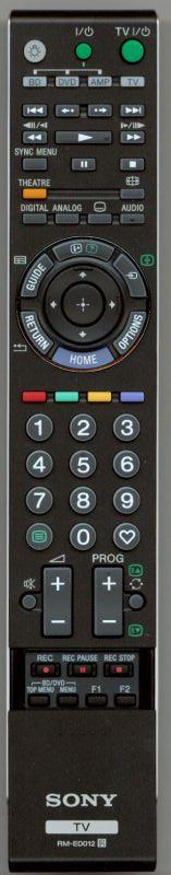 Sony RM-ED006 se již navyrábí. Jako náhradu lze použít RM-ED012