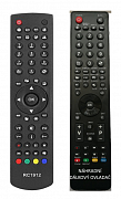 BUSH DLED43287FHD náhradní dálkový ovladač se stejným popisem