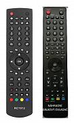 BUSH DLED43287FHDDVD náhradní dálkový ovladač stejného vzhledu