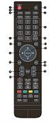 Sencor SLE49F57TCS originální dálkový ovladač
