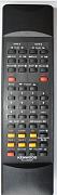 KENWOOD RC-A5040R KA7050R KRA5050  Náhradní dálkový ovladač se stejným popisem