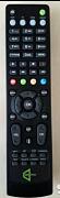 Humax UD-FOX/HD originální dálkový ovladač se stejným popisem tlačítek