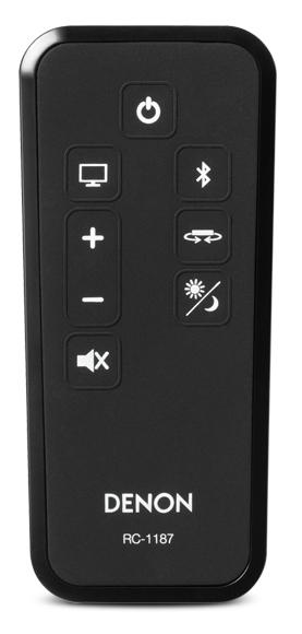 Denon  DHT-T100 originální dálkový ovladač