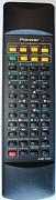 Pioneer AXD7246 náhradní dálkový ovladač se stejným popisem