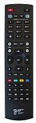 Gosat GS7050 GS7055 GS7060HDi, GS7070PVRi Originální dálkový ovladač - s ovládáním TV.