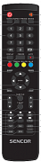 Sencor SLE 2468TCS, SLE 43F16TCS, SLE 3226TCS,SLE 2469TCS originální dálkový ovladač