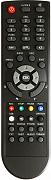 Opticum x403p náhradní dálkový ovladač jiného vzhledu.