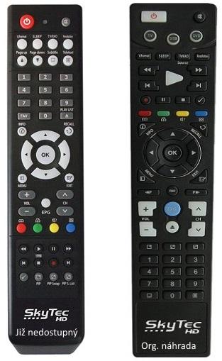 OCTAGON SF 1008 HD  originální dálkový ovladač