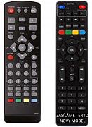 Evolveo GAMMA T2 Dual HD DVB-T2 H.265/HEVC  originální dálkový ovladač