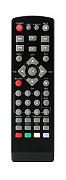 EVOLVEO GAMMA T2 Dual HD DVB-T2 H.265/HEVC  náhradní dálkový ovladač stejného vzhledu