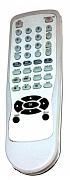 Magnavox MRV810H náhradní dálkový ovladač jiného vzhledu