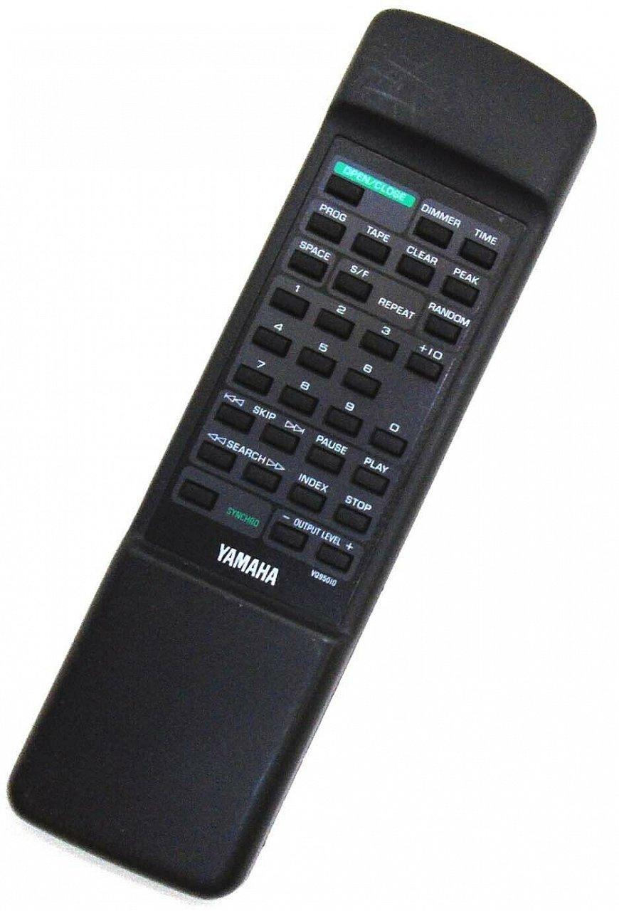 Yamaha VQ95010 pro CDX480, CDX-580, CDX-880 náhradní dálkový ovladač jiného vzhledu - JEN PRO CD