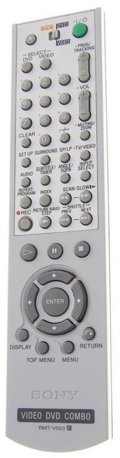 Sony SLV-D910b náhradní dálkový ovladač jiného vzhledu