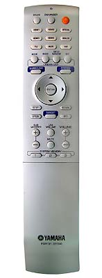 Yamaha FSR131 originální dálkový ovladač