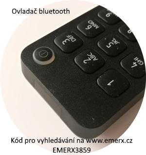 Arris VIP5305BT VIP5305W BT original BLUETOOTH remote control without transmitter diode