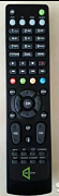Humax RM-E06 originální dálkový ovladač IRHD-5100S nahrazuje RM-106, RM-E12