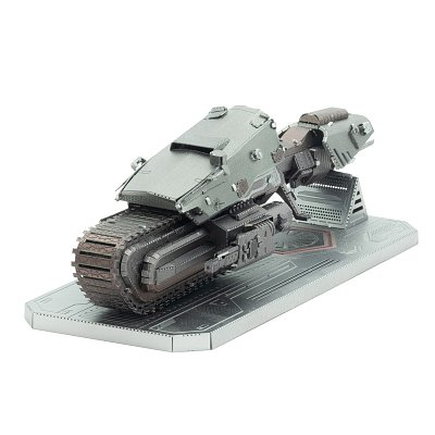 Stavebnice kovového modelu Metal Earth MMS418 First order treadspeeder (temp_7)