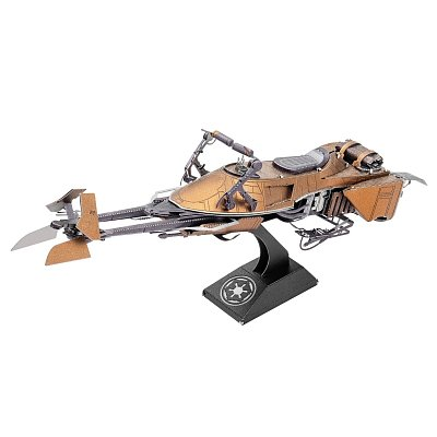 Stavebnice kovového modelu Metal Earth MMS414 Speeder bike (temp_6)