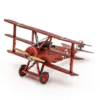 Kovový model Metal Earth MMS210 Fokker DR.I Triplane (032309012101)