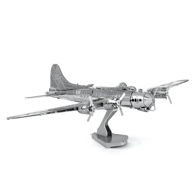 Stavebnice kovového modelu Metal Earth MMS091 B-17 Flying fortress (032309010916)