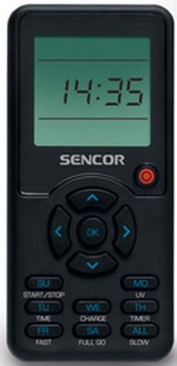 Sencor SVC9020BK originální dálkový ovladač