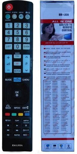LG univerzální dálkový ovladač pro LCD a LED TV LG