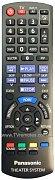 Panasonic N2QAYB000970 originální dálkový ovladač
