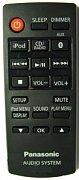 Panasonic N2QAYC000089 náhradní dálkový ovladač jiného vzhledu