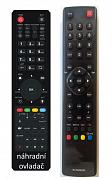 TCL RC1994925, RC3000E01, RC3000E02 náhradní dálkový ovladač jiného vzhledu