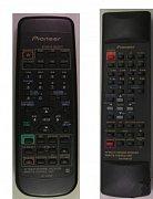 Pioneer Cu-vsx167, Vsx-409rds náhradní dálkový ovladač se stejným popisem