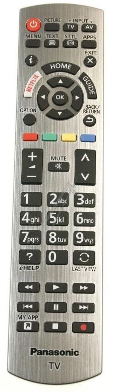 Panasonic N2QAYB001178 originální dálkový ovladač