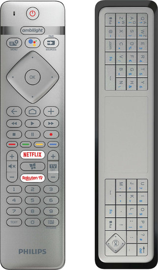 Philips 996599002342,YKF463-001  originální dálkový ovladač s klávesnicí