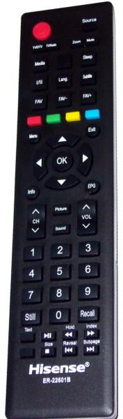 Hisense ER-22601B originální dálkový ovladač