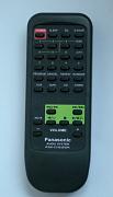 PANASONIC RAK-CH939WK, SA-AK75 Náhradní dálkový ovladač se stejným popisem
