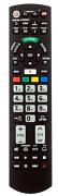 Panasonic univerzální dálkový ovladač pro TV od roku 2000