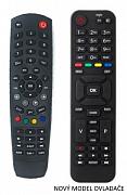 Kaon originální dálkový ovladač digi TV - nový model