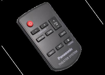 Panasonic N2QAYC000131 originální dálkový ovladač SC-HTB510