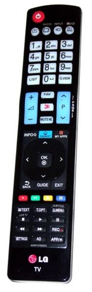 LG AKB73756523 originální dálkový ovladač