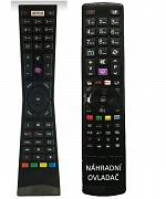 JVC RM-C3231 náhradní dálkový ovladač se stejným popisem