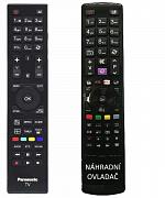 Panasonic BRC0394802 náhradní dálkový ovladač