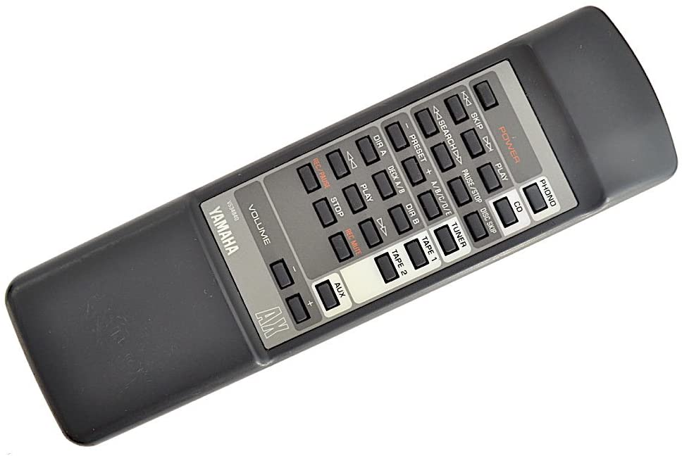 Zamaha AX10, AX-10 VS34840 originální dálkový ovladač