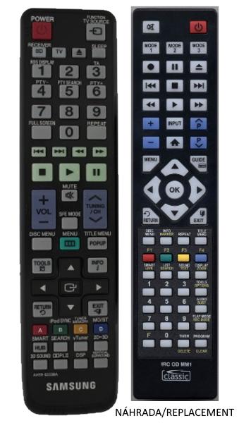 SAMSUNG AH59-02338A náhradní dálkový ovládač pro domácí kino