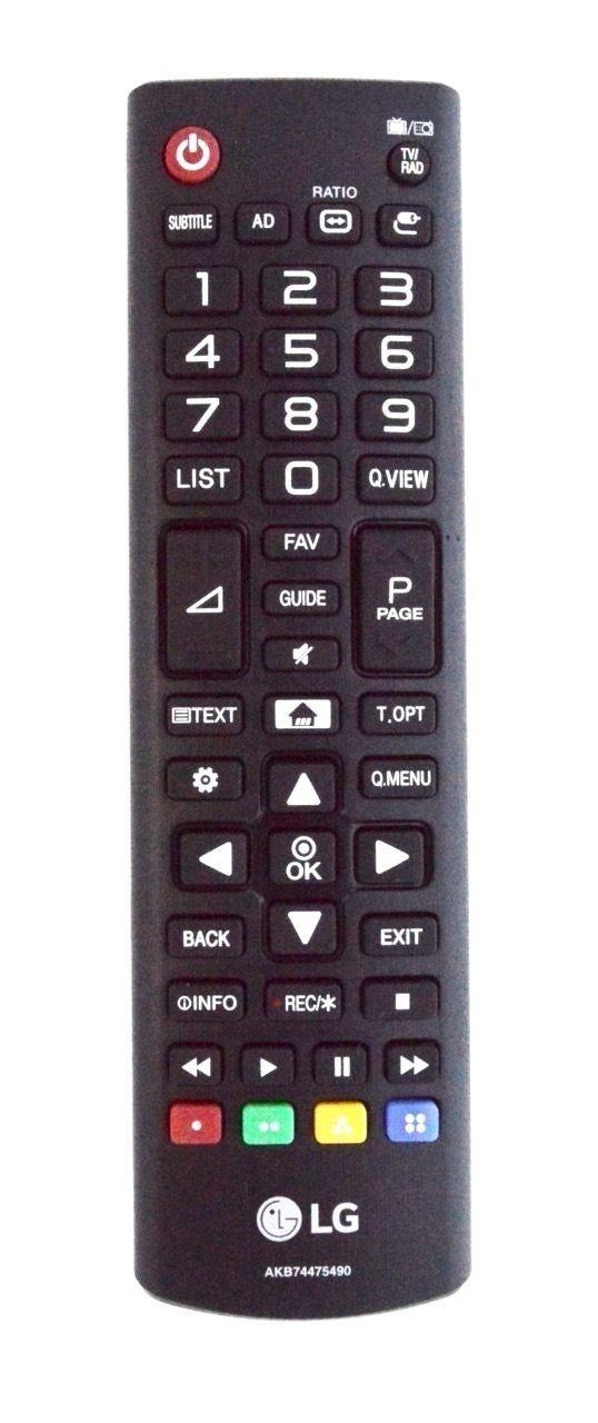 Lg AKB74475490 originální dálkový ovladač