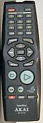 AKAI VS-J700, VS-J718 náhradní dálkový ovladač jiného vzhldu
