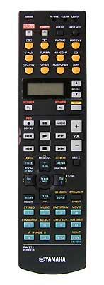 Yamaha RAV272 originální dálkový ovladač WE458300, RX-V757